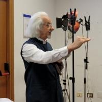 Pino Sondelli, direttore della fotografia, incanta gli studenti dell'Orientale con una lezione speciale