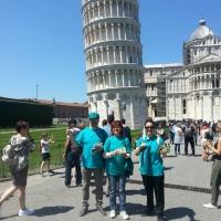 No alla droga libera: Scientology informa i cittadini di Pisa sui rischi degli stupefacenti
