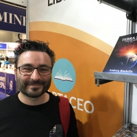 """Terra 2486"": intervista all'autore Andrea Bindella"