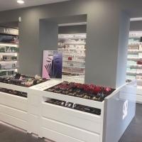 Pinalli, altri due store:  un nuovo beauty store a Treviso  e un total restyling per lo store di Trento