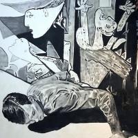 Andrea Saltini, Sopravvivere a Picasso