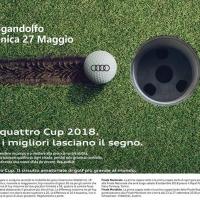 Audi quattro Cup 2018 - Domenica 27 maggio 2018 - Country Club Castelgandolfo