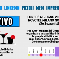 Aperitivo di Business Networking -