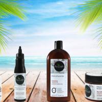 Capelli lucenti e splendenti anche d'estate con i prodotti per capelli Avivah!