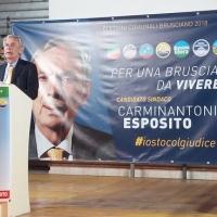 Brusciano Altro week end di impegno politico culturale civile e religioso.  (Scritto da Antonio Castaldo)