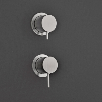 Miscelatori Ego di Perphorma  68 modelli in acciaio Made in Italy per il bagno