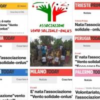 FINALMENTE ANCHE IN ITALIA UN'ASSOCIAZIONE CHE IMPIEGA - AL 100% - LE DONAZIONI RICEVUTE  A FAVORE DEI PROPRI PROGETTI DI SOLIDARIETA' !