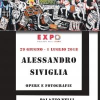 Alessandro Siviglia: Opere e Fotografie
