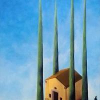 La poesia cromatica nella pittura di Graziano Ciacchini