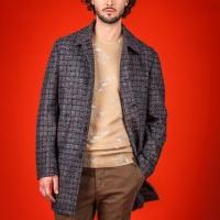 Sapore retrò e stile seventies per l'autunno inverno 2018/2019 di Alessandro Gilles