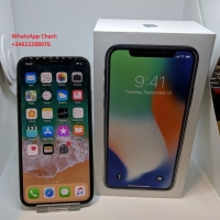 Apple iPhone X 256GB is €450 Euro, Silver, Space Grey Unlocked Smartphone / WhatsApp Chart: +34612288976