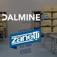 Primo magazzino completamente automatico per Zanetti Spa
