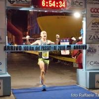 Andrea Zambelli vince la prestigiosa 100km del Passatore da Firenze a Faenza