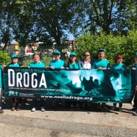 La Chiesa di Scientology informa i cittadini Toscani sui pericoli delle droghe