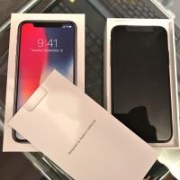 Apple iPhone X 64GB €400 ,iPhone X 256GB €450,iPhone 8 64GB €350,Samsung Galaxy S9/S9+ 64GB €400