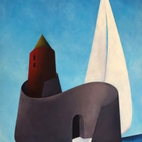 Intervista: l'artista Graziano Ciacchini parla del Tuscania Art Festival
