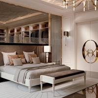 Trasformare il lusso in un piacere quotidiano: Francesco Pasi svela la camera da letto Ellipse
