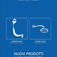 Il nuovo catalogo 2018-2019 di Vicario Srl. Full immersion tra le novità per l'ambiente bagno