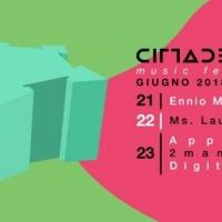 Parma, al via la prima edizione del Cittadella Music Festival