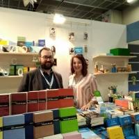 """La casa editrice sanremese Edizioni Leucotea al Festival i lettori, autori ed editori """"Inchiostro"""""""