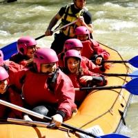 Rafting fiume Lao: le attività per i bambini