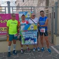 "Il 28 Luglio 2018 ""STRASIPONTO"" KM 11,600 TROFEO Vittorio Di TARANTO"