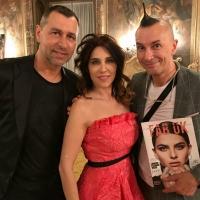 Salon de La Mode al Fashion Week a Milano