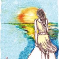 """Il libro """"Frammenti"""" di Pino Zecca al Complesso di Santa Maria al Rifugio di Cava dei Tirreni"""
