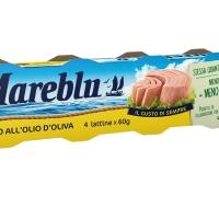 Mareblu presenta il Nuovo Tonno all'Olio di Oliva con meno olio in collaborazione con Legambiente