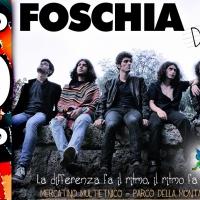 Sabato 30 in Montagnola seconda data di Dissonanze: sul palco la giovane band rivelazione Foschia.