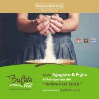 Agugiaro&Figna Molini al Bufala Fest con Mora, il gusto integrale del molino più antico d'Italia. Lungomare di Napoli dal 7 al 15 luglio.