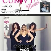 La semifinale Miss Top Curvy a Roma per aspiranti Curvy Model