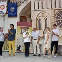 Twirling Santa Cristina: sport, spettacolo e solidarietà ad Orta San Giulio.