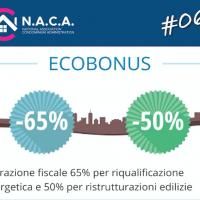 Ecobonus e Sisma bonus: ecco come ottenerli grazie a Naca