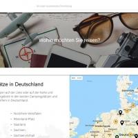KoobCamp presenta il nuovo Camping.de per i turisti di lingua tedesca