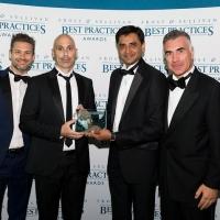 Ste Industries ottiene il riconoscimento di Frost & Sullivan  per le Best Practices nell'Innovazione Tecnologica