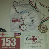 Domenico Valenzano: I miei obiettivi sono gara dopo gara migliorare sempre più