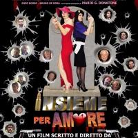 """Napoli: Nando De Maio annuncia la fine delle riprese di """"Insieme per Amore"""" il suo ultimo lavoro cinematografico che sarà nelle sale per la prima visione a settembre. (Scritto da Antonio Castaldo)"""