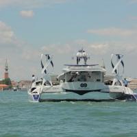 AccorHotels Main Sponsor di Energy Observer:  il primo catamarano green a Venezia fino al 15 luglio 2018