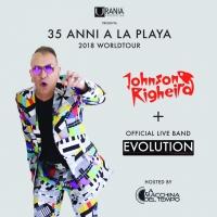 35 ANNI A LA PLAYA: IL TOUR MONDIALE DI JOHNSON RIGHEIRA FA TAPPA ALLA STORICA SAGRA DEL MELONE DI MASSANZAGO