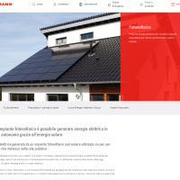 Nuova sezione dedicata al fotovoltaico sul sito internet Viessmann