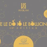 """""""Te le do io le Bollicine"""", piatti stellati, champagne e spumanti il 16 luglio protagonisti al Nabilah"""