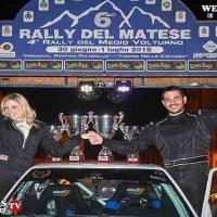 6° Rally del Matese – Coppa Italia Rally
