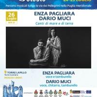"""Enza Pagliara e Dario Muci presentano """"Marèa"""" alla III edizione del Festival"""