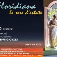 Le Sere d'Estate in Villa Floridiana: Appuntamento con il Bel canto..di sera