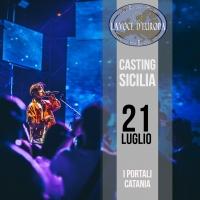 Festival La Voce d'Europa 2018. Sabato 21 luglio i casting per la Sicilia