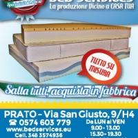 Bed Services - La miglior azienda di vendita materassi a Firenze!