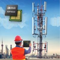 Sintetizzatore microonde a banda larga da 55 MHz a 15 GHz  garantisce le migliori prestazioni su rumore di fase, potenza d'uscita e livello di spurie