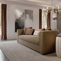 Imbottiti Ellipse di Francesco Pasi: per arredare la casa si parte dal divano