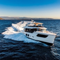 Absolute Navetta 73: fascino made in Italy e tecnologia made in Vimar.